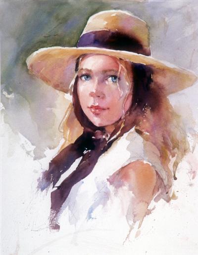 Cassandra with hat